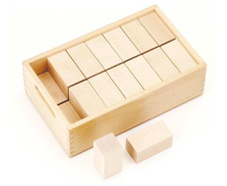 WEHRFRITZ ベルフリッツ 保育積木・EセットWF025200  ドイツ積み木 ブロック 知育玩具 ギフト プレゼント 誕生日に♪